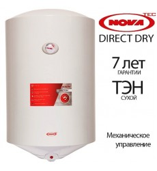 Водонагреватель Novatech NT-DD 80 DRY с сухим тэном